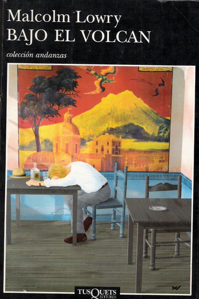 TITULO DE LA OBRA BAJO EL VOLCAN