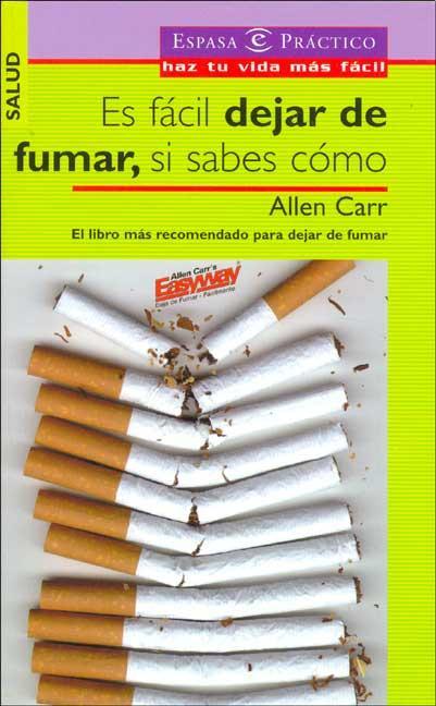 Deixe de fumar uma terapia de choque